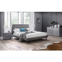 Product photograph showing Julian Bowen Kyoto 5ft King Size Bed