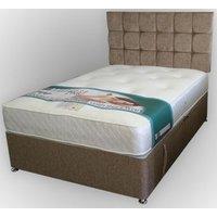 Kayflex Soft Touch 1000 Pocket Sprung Memory Foam Divan Bed