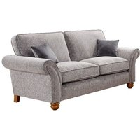 Product photograph showing Lebus Vegas 2 Seater Fabric Sofa