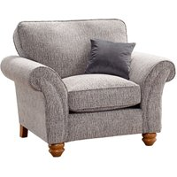 Product photograph showing Lebus Vegas Fabric Armchair