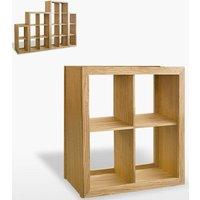 Product photograph showing Tch Windsor Oak Venice Shelf - Win892