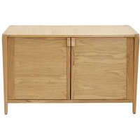 Product photograph showing Willis And Gambier Kennedy Eol Oak Sideboard - Small