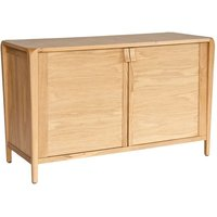 Product photograph showing Willis And Gambier Kennedy Eol Oak Sideboard - Wide