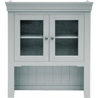 Product photograph showing Willis And Gambier Malvern Slate Grey 2 Door Sideboard Top