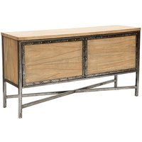Product photograph showing Willis And Gambier Revival Southwark 2 Door Wide Sideboard