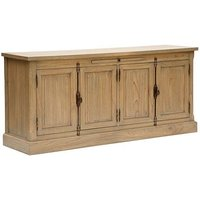 Product photograph showing Willis And Gambier Revival Stockwell 4 Door Wide Sideboard