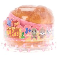 Claire's Wild Cakes Soft Toy - Styles May Vary - Cakes Gifts