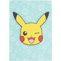 Claire's Pokémon™ Pikachu Notebook – Turquoise - Pikachu Gifts