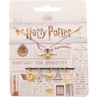 Claire's Harry Potter™ Multi Charm Necklace - 6 Pack - Jewellery Gifts