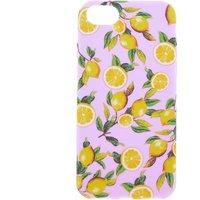 Claire's Lemon Phone Case - Lilac - Lilac Gifts