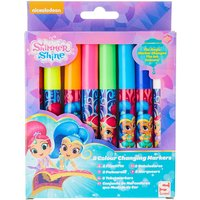Claire's Shimmer & Shine Colour Changing Markers - Colour Gifts