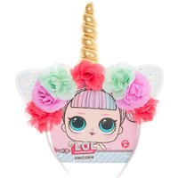 Claire's L.o.l. Surprise!™ Unicorn Headband - White - Lol Surprise Gifts