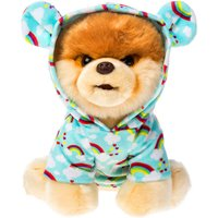 Claire's Boo Large Rainbow Hoodie Soft Toy - Toys Gifts