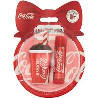 Claire's Lip Smacker Lip Balm Set - Coca Cola™, 2 Pack - Lip Balm Gifts