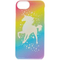 Claire's Rainbow Unicorn Protective Phone Case - Phone Case Gifts