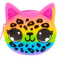 Claire's Lulu The Leopard Jelly Coin Purse - Purse Gifts