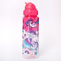 Claire's Miss Glitter The Unicorn Water Bottle Bath Set - Water Gifts