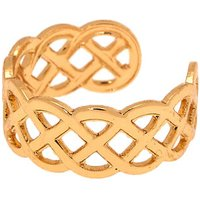 Claire's Gold Celtic Knot Toe Ring - Celtic Gifts