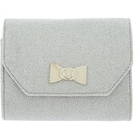 Claire's Envelope Clutch Purse - Silver - Purse Gifts