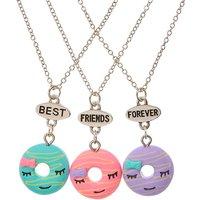 Claire's Best Friends Donut Pendants Pendant Necklaces - Necklaces Gifts