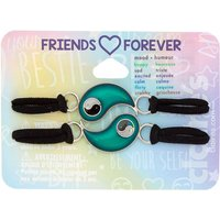 Claire's Mood Yin & Yang Stretch Friendship Bracelets - 2 Pack - Friendship Gifts