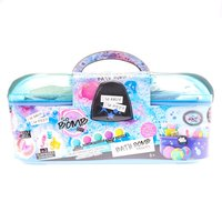 Claire's So Bomb Diy™ Bath Bomb Vanity Case - Lilac - Lilac Gifts