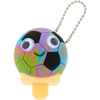 Claire's Pucker Pops Rainbow Soccer Ball Lip Gloss - Strawberry - Soccer Gifts