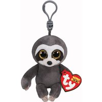 Claire's Ty Beanie Boo Dangler The Sloth Keyring Clip - Beanie Gifts
