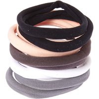 Claire's Ballet Rolled Hair Ties - 10 Pack - Ballet Gifts