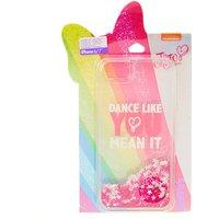 Claire's Jojo Siwa™ Dance Like You Mean It Glitter Phone Case - Dance Gifts