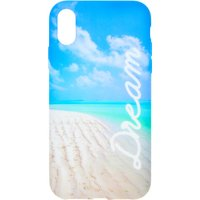 Claire's Dream Beach Phone Case - Fits Iphone 6/7/8 Plus - Beach Gifts