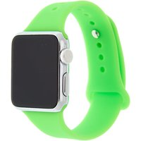 Claire's Neon Green Smart Watch Band - Fits 38MM/40MM Apple Watch - Smart Gifts