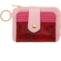 Claire's Red & Pink Snake Print Coin Purse - Purse Gifts