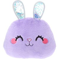 Claire's Bella The Bunny Plush Pillow - Lilac - Pillow Gifts