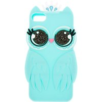 Claire's Luna The Owl Ipod Case - Fits Ipod Touch 5/6 - Music Gifts