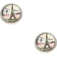 Claire's Vintage Paris Stud Earrings - Paris Gifts