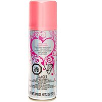 Claire's Temporary Iridescent Body Colour Spray - Candy Pink - Candy Gifts