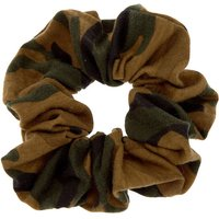 Claire's Classic Camo Print Hair Scrunchie - Camo Gifts