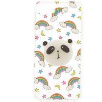 Claire's Panda Rainbow Squishy Phone Case - Phone Gifts