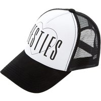 Claire's Black & White Besties Baseball Cap - Hat Gifts