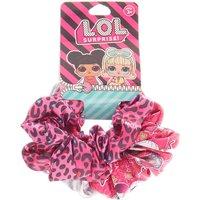 Claire's L.o.l. Surprise!™ Scrunchies - Pink - Lol Surprise Gifts
