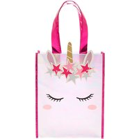 Claire's Unicorn Tote Bag - Pink - Bag Gifts