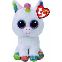 Claire's Ty Beanie Boo Small Pixy The Unicorn Soft Toy - Beanie Gifts