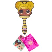 Claire's L.o.l. Surprise!™ Queen Bee Hair Brush – Gold - Lol Surprise Gifts
