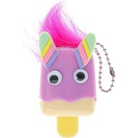 Claire's Pucker Pops Rainbow Monster Lip Gloss - Apple - Apple Gifts