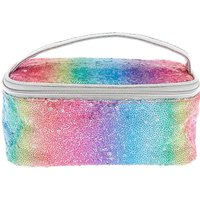 Claire's Rainbow Sequin Makeup Bag - Rainbow Gifts