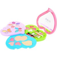 Claire's Rainbow Heart Bling Makeup Set - Bling Gifts