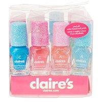 Claire's 12 Pack Mini Water Based Nail Polish Set - Nail Polish Gifts