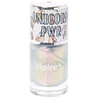 Claire's Unicorns Are Real Holographic Nail Polish - Unicorns Gifts