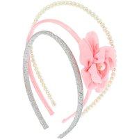 Claire's Club Elegant Headbands - 3 Pack - Elegant Gifts
